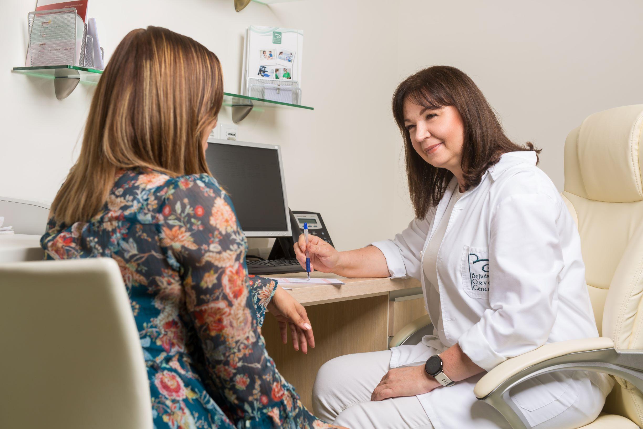 biofeedback, Kismedencei rehabilitáció, Inkontinencia, depresszió - Bioeedback kezelés, Budapest